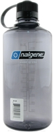 Image of Nalgene - Everyday Tritan BPA Free Narrowmouth Water Bottle Grey - 32 oz.