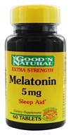 Good 'N Natural - Melatonin 5 mg. - 60 Tablets - $5.50