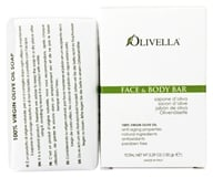 Image of Olivella - Virgin Olive Oil Face and Body Bar Soap - 5.29 oz.