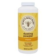 Burt's Bees - Baby Bee Dusting Powder Talc Free - 7.5 oz. by Burt's Bees