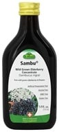 Flora - Dr. Dunner Sambu Wild Grown Elderberry Concentrate - 5.9 oz., from category: Herbs