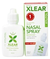 Xlear - Sinus Nasal Spray with Xylitol - 0.75 oz. - $5.59