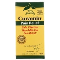 Image of EuroPharma - Terry Naturally Curamin with BCM-95 - 120 Capsules