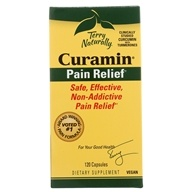 EuroPharma - Terry Naturally Curamin with BCM-95 - 120 Capsules, from category: Nutritional Supplements