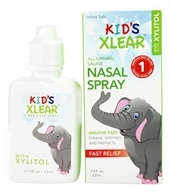 Xlear - Kid's Saline Nasal Spray with Xylitol - 0.75 oz.