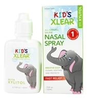 Xlear - Kid's Saline Nasal Spray with Xylitol - 0.75 oz. - $5.58