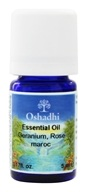 Image of Oshadhi - Professional Aromatherapy Rose Geranium Organic Essential Oil - 5 ml.