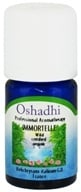 Oshadhi - Professional Aromatherapy Wild Immortelle Certified Organic Essential Oil - 3 ml.