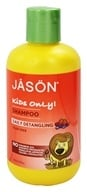 Jason Natural Products - Kids Only Shampoo Daily Detangling - 8 oz. - $5.58