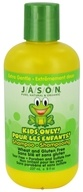 Image of Jason Natural Products - Kids Only Shampoo Extra Gentle - 8 oz.