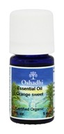 Oshadhi - Organic Essential Oil Orange Sweet - 5 ml.