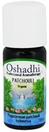 Oshadhi - Professional Aromatherapy Patchouli Organic Essential Oil - 10 ml., from category: Aromatherapy