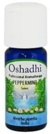Image of Oshadhi - Professional Aromatherapy Peppermint Select Essential Oil - 10 ml.