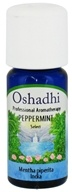 Oshadhi - Professional Aromatherapy Peppermint Select Essential Oil - 10 ml.