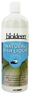 Image of Biokleen - Dishwash Liquid Free & Clear Unscented Allergen-Fighting Formula - 32 oz.