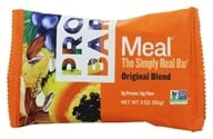 Pro Bar - Whole Food Meal Bar Original Collection Art's Original Blend - 3 oz., from category: Nutritional Bars