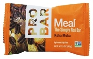 Pro Bar - Whole Food Meal Bar Original Collection Koka Moka - 3 oz., from category: Nutritional Bars