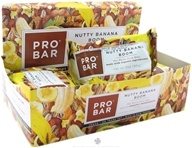 Pro Bar - Whole Food Meal Bar Original Collection Nutty Banana Boom - 3 oz.