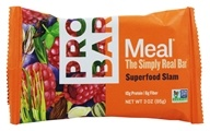 Pro Bar - Whole Food Meal Bar Original Collection Superfood Slam - 3 oz.