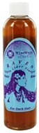 Wise Ways - Raven Apple Cider Vinegar Hair Rinse For Dark Hair - 8 oz.