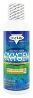 Image of Oxylife Products - Oxygen with Colloidal Silver and Aloe Vera Unflavored - 16 oz.