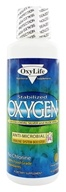 Image of Oxylife Products - Oxygen with Colloidal Silver and Aloe Vera Orange Pineapple - 16 oz.