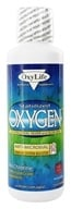 Oxygen with Colloidal Silver and Aloe Vera Mountain Berry - 16 oz. by OxyLife Products