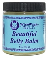 Wise Ways - Beautiful Belly Balm - 4 oz. (727101400408)