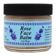 Wise Ways - Rose Face Balm - 2 oz. - $10.07