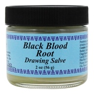 Wise Ways - Black Blood Root Drawing Salve - 2 oz. (727101300302)