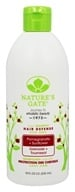 Nature's Gate - Shampoo Hair Defense Pomegranate Sunflower - 18 oz.