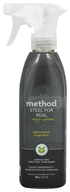 Method - Steel For Real Stainless Steel Polish Apple Orchard - 12 oz.