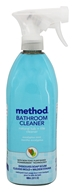 Image of Method - Tub & Tile Bathroom Cleaner Natural Eucalyptus Mint - 28 oz.
