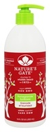 Nature's Gate - Lotion Moisturizing Skin Defense Pomegranate Sunflower - 18 oz. (078347751206)