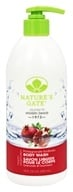 Nature's Gate - Pomegranate Sunflower Body Wash - 18 oz.
