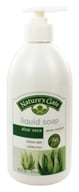 Image of Nature's Gate - Liquid Soap Velvet Moisture Aloe Vera - 16 oz.