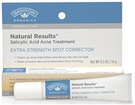 Nature's Gate - Natural Results Acne Treatment Extra Strength Spot Corrector Advanced Care - 0.5 oz.