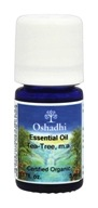 Oshadhi - Professional Aromatherapy Tea Tree Extra Certified Organic Essential Oil - 5 ml. - $7.99