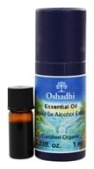 Oshadhi - Vanilla Extract 5x Certified Organic Essential Oil - 1 ml.