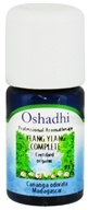 Oshadhi - Professional Aromatherapy Ylang Ylang Complete Certified Organic Essential Oil - 5 ml., from category: Aromatherapy