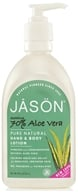 Jason Natural Products - Aloe Vera 70% All Over Body Lotion - 16 oz. (078522000044)