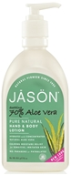 Image of Jason Natural Products - Aloe Vera 70% All Over Body Lotion - 16 oz.