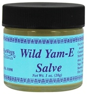 Wise Ways - Wild Yam-E Salve - 1 oz.