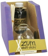 Indigo Wild - Zum Whiff Sticks Set Frankincense & Myrrh - 4 oz.