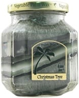 Aloha Bay - Deco Jar Candle Christmas Tree - 8.5 oz., from category: Aromatherapy