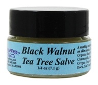Wise Ways - Black Walnut Tea Tree Salve - 0.25 oz. - $3.92