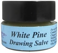 Wise Ways - White Pine Drawing Salve - 0.25 oz. by Wise Ways