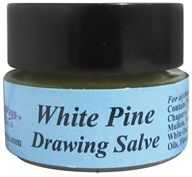 Wise Ways - White Pine Drawing Salve - 0.25 oz. - $3.98