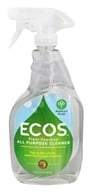 Earth Friendly - Parsley Plus All Surface Cleaner - 22 oz., from category: Housewares & Cleaning Aids