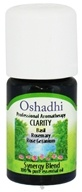 Oshadhi - Professional Aromatherapy Clarity Synergy Blend Essential Oil - 5 ml., from category: Aromatherapy